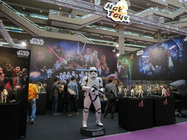 2016台北電影玩具展, Hot Toys, Star Wars