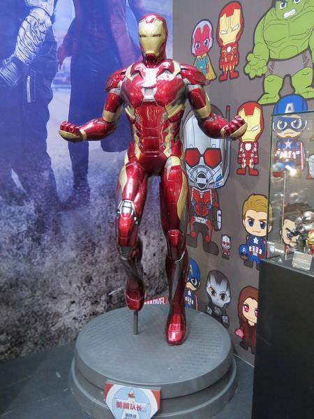2016台北電影玩具展, Hot Toys, 鋼鐵人