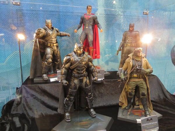 2016台北電影玩具展, Hot Toys, 蝙蝠俠對超人:正義曙光