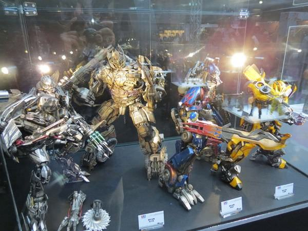 2016台北電影玩具展, 野獸國, 模型