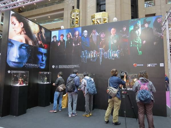 2016台北電影玩具展, 野獸國 / Star Ace, 哈利波特