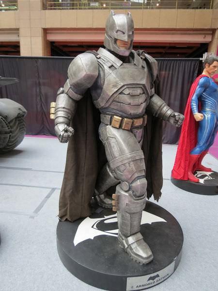 2016台北電影玩具展, 蝙蝠俠對超人:正義曙光