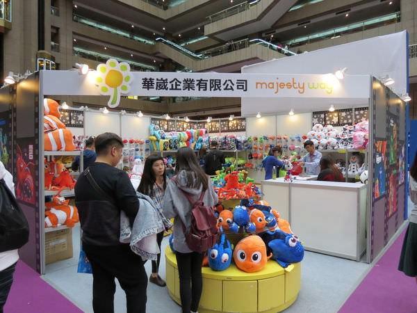 2016台北電影玩具展, 華崴