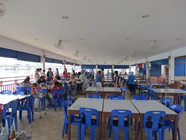 水之家(ร้านอาหาร เรือนวารี)河畔餐廳, 用餐環境