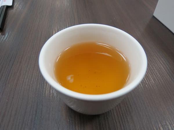 五草車中華麵食館@模範總店, 麥茶