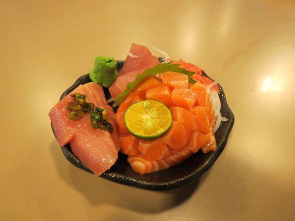 船屋日本料理, 餐點, 綜合生魚片