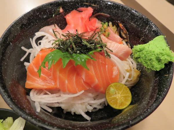 船屋日本料理, 生魚丼