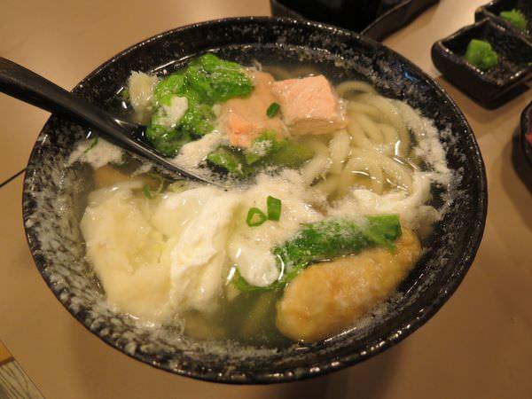 船屋日本料理, 餐點, 海鮮烏龍麵