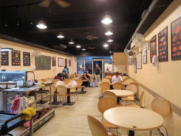 船屋日本料理, 用餐環境