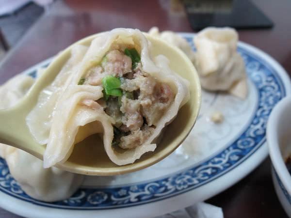 東湖王家水餃館, 餐點, 韭菜豬肉水餃
