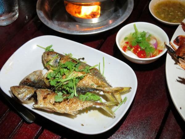 เจ้าสำราญ อัมพวา(Chal Sam Rhand Restaurant), 餐點
