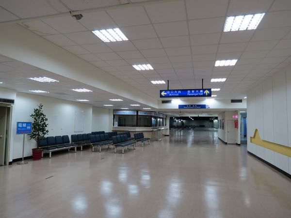 臺馬之星, 西岸旅客碼頭, 2F, 旅客大廳