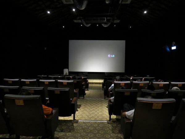 他里霧文化園區, 68電影館, 電影院