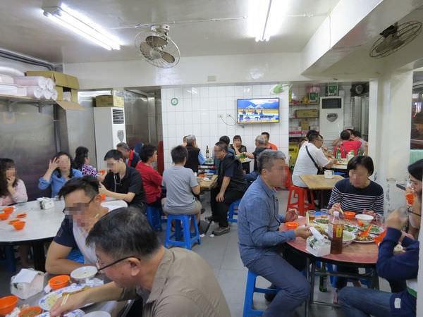 阿春燻鵝肉專賣店, 用餐環境