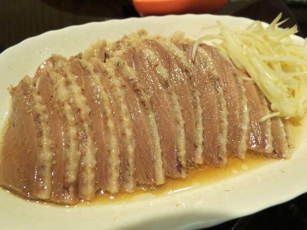 鵝肉周, 餐點, 招牌鵝肉(鹹水)