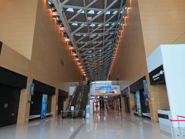 高雄展覽館, 大廳