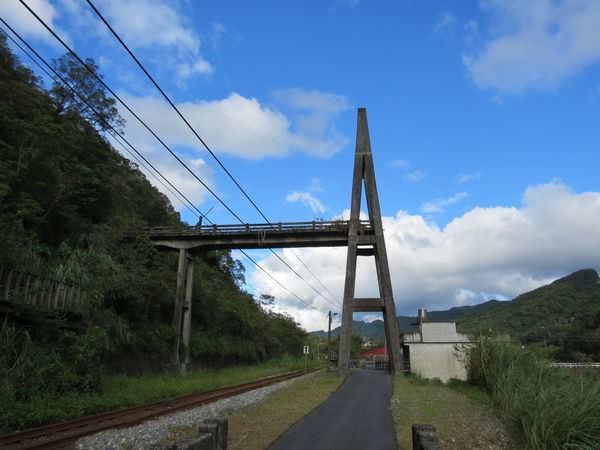 望古車站, 運煤橋