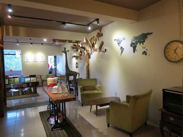 慢.旅行 - 私會館, 用餐空間