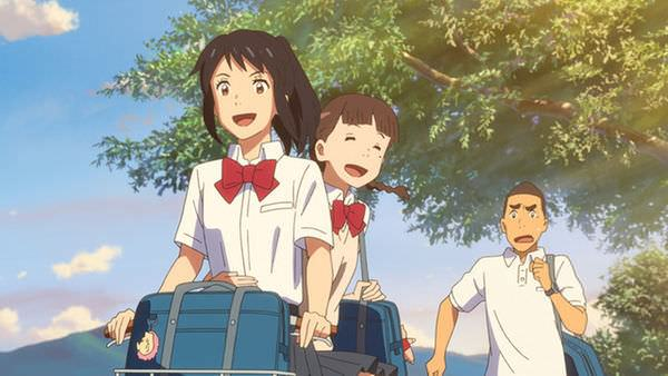 Movie, 君の名は。(日本) / 你的名字(台) / Your Name(英文) / 你的名字。(網), 電影劇照