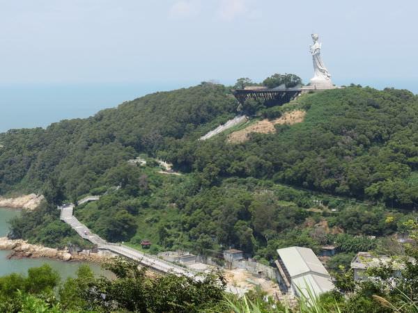 連江縣, 南竿鄉, 馬祖村, 媽祖巨神像