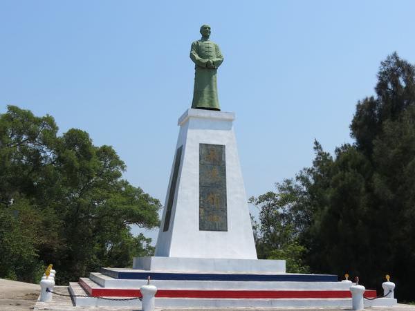 連江縣, 南竿鄉, 馬祖村, 永懷領袖