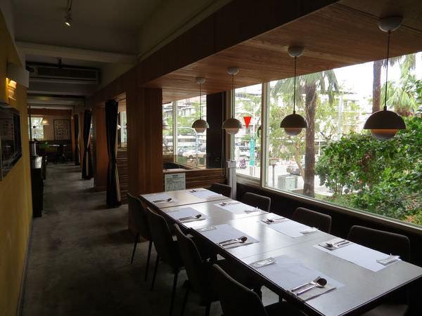 排排饌@三多店, 環境, 用餐環境