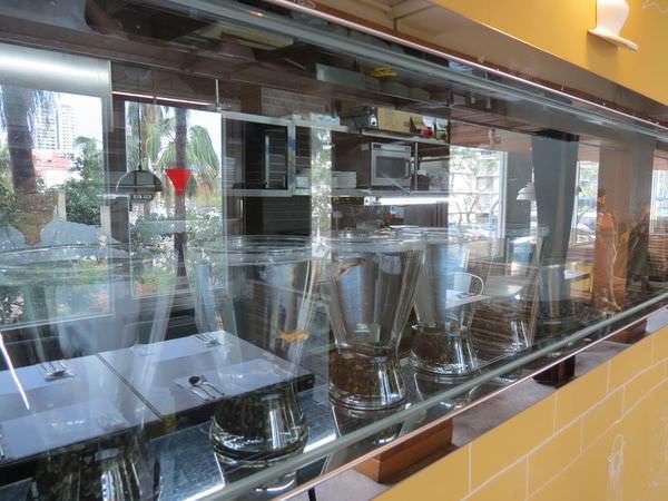 排排饌@三多店, 環境, 廚房