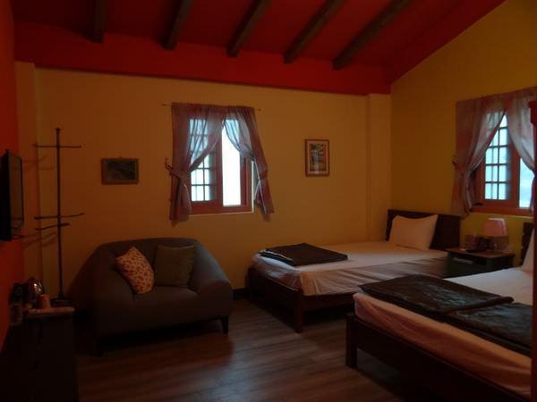 家適咖啡民宿(JUST coffee&hostel), 房間, 206房