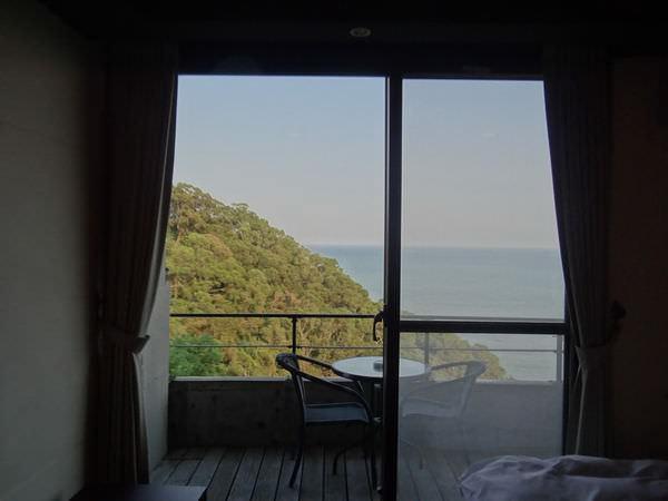 日光海岸, 房間