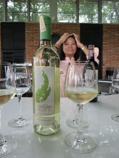 華欣葡萄園酒莊(Hua Hin Hills Vineyard), 產品, 白葡萄酒