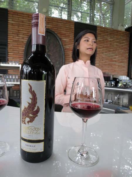 華欣葡萄園酒莊(Hua Hin Hills Vineyard), 產品, 紅葡萄酒