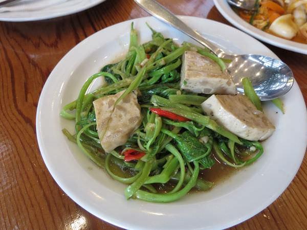 Baan Ying Cafe & Meal@Mega Bangna, 餐點
