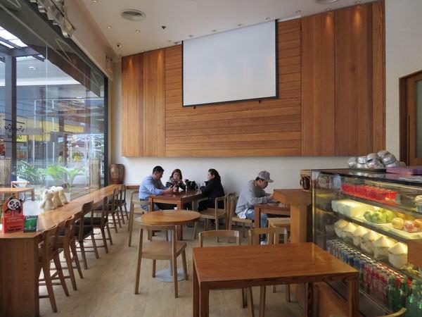 Baan Ying Cafe & Meal@Mega Bangna, 餐點Baan Ying Cafe & Meal@Mega Bangna, 用餐環境