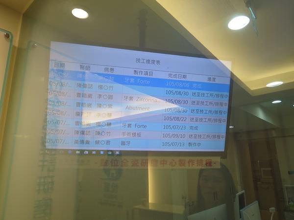 悅庭牙醫診所, 流程