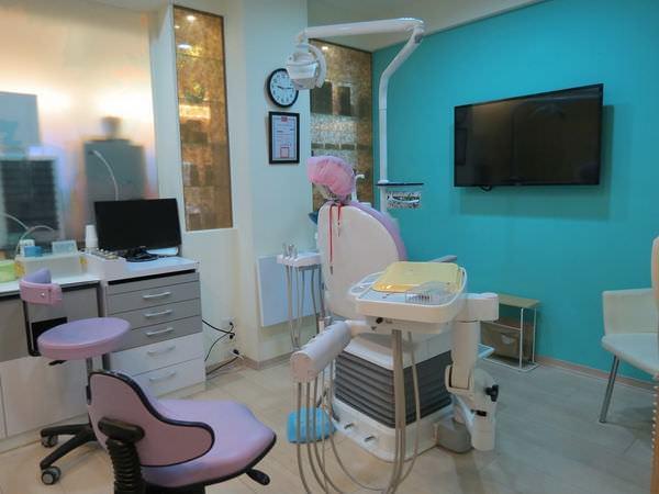 悅庭牙醫診所, 診間