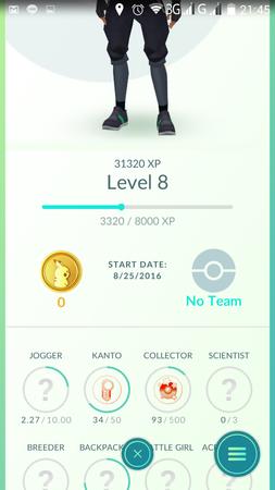 App, Pokémon GO, 每小時捕捉數量測試