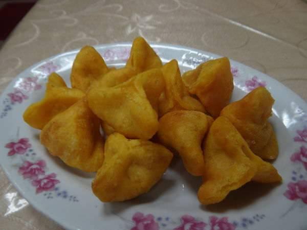 香林小館, 餐點, 地瓜餃(煮)