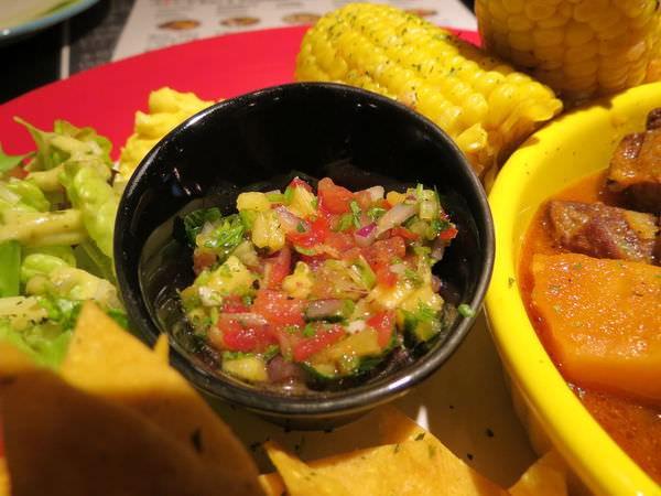 ABV Bar & Kitchen 加勒比海料理.精釀啤酒, 餐點, 古巴燉牛肉, 沙拉醬