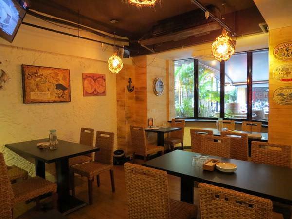 ABV Bar & Kitchen 加勒比海料理.精釀啤酒, 用餐空間