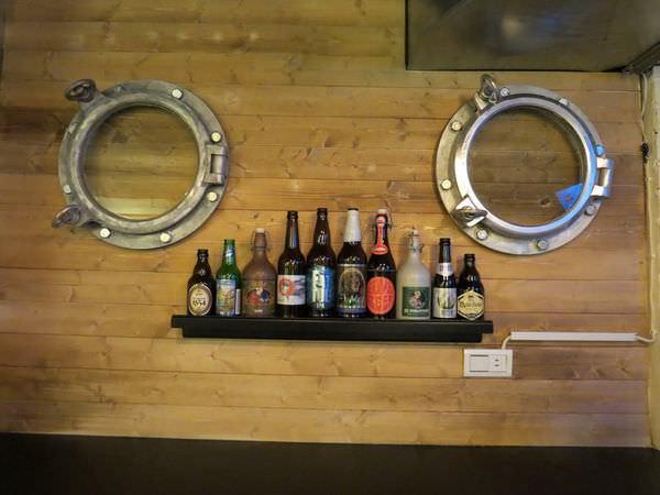 ABV Bar & Kitchen 加勒比海料理.精釀啤酒, 裝潢佈置