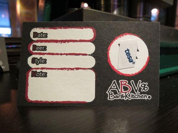 ABV Bar & Kitchen 加勒比海料理.精釀啤酒, 裝潢佈置, 啤酒瓶蓋器