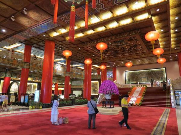 TAA臺灣第二十六屆國際HI-END音響大展, 圓山大飯店大廳