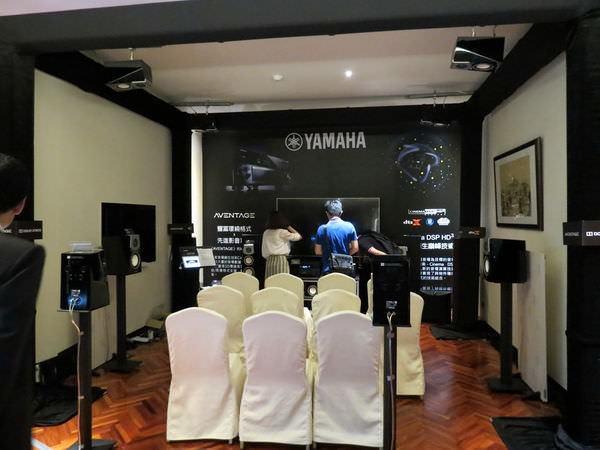 TAA臺灣第二十六屆國際HI-END音響大展, YAMAHA, RX-60