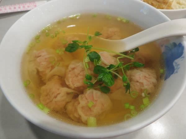 奇福扁食@寧波門市, 餐點,  鮮肉扁食湯