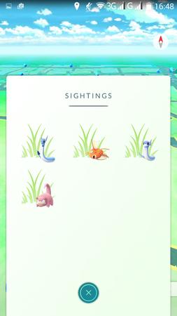 App, Pokémon GO, 技巧, 規則測試1