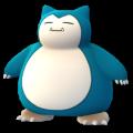 APP, Pokémon GO, 寶可夢圖片, #143卡比獸/Snorlax