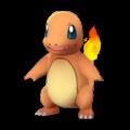 APP, Pokémon GO, 寶可夢圖片, #004 小火龍/Charmander