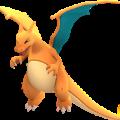 APP, Pokémon GO, 寶可夢圖片, #006 噴火龍/Charizard