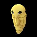 APP, Pokémon GO, 寶可夢圖片, #014 鐵殼蛹/Kakuna