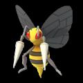 APP, Pokémon GO, 寶可夢圖片, #015 大針蜂/Beedrill